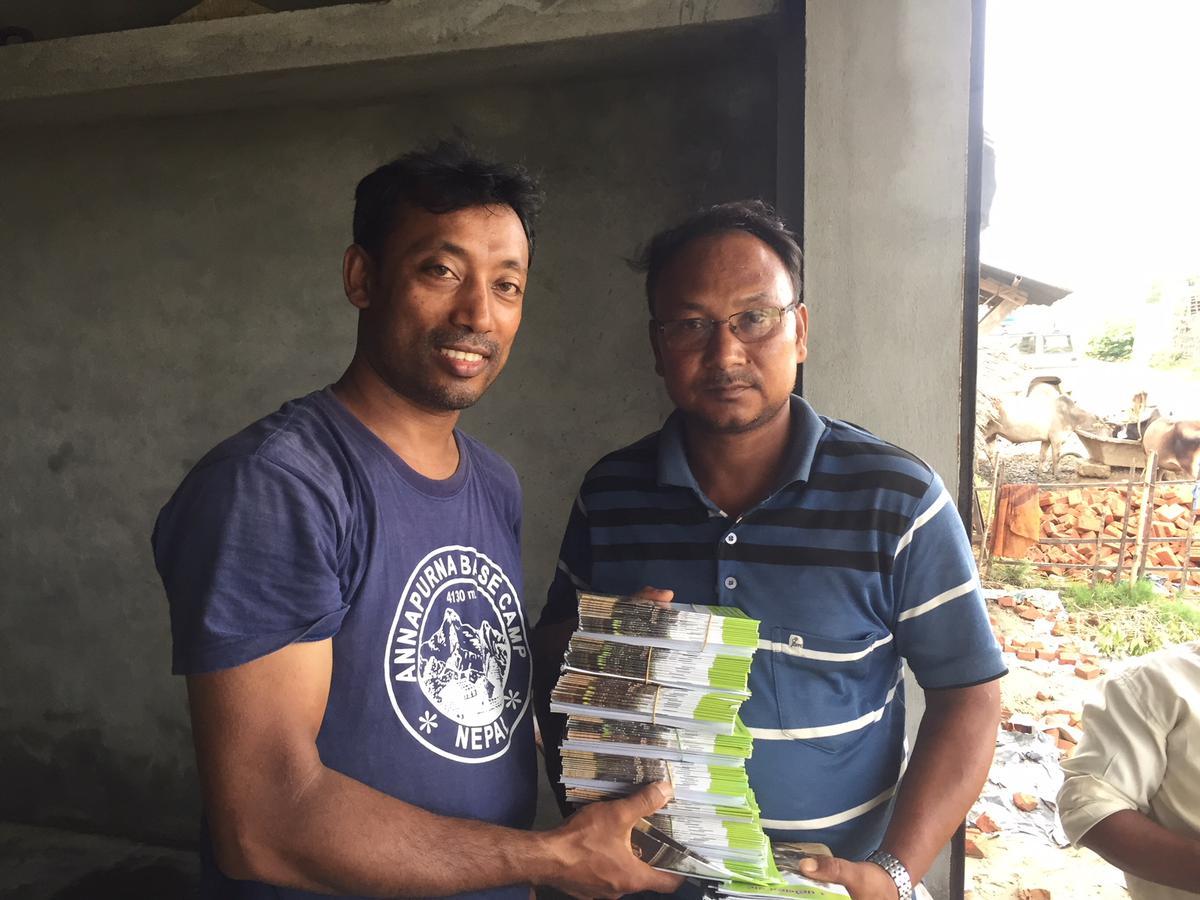 BK in Nepal update