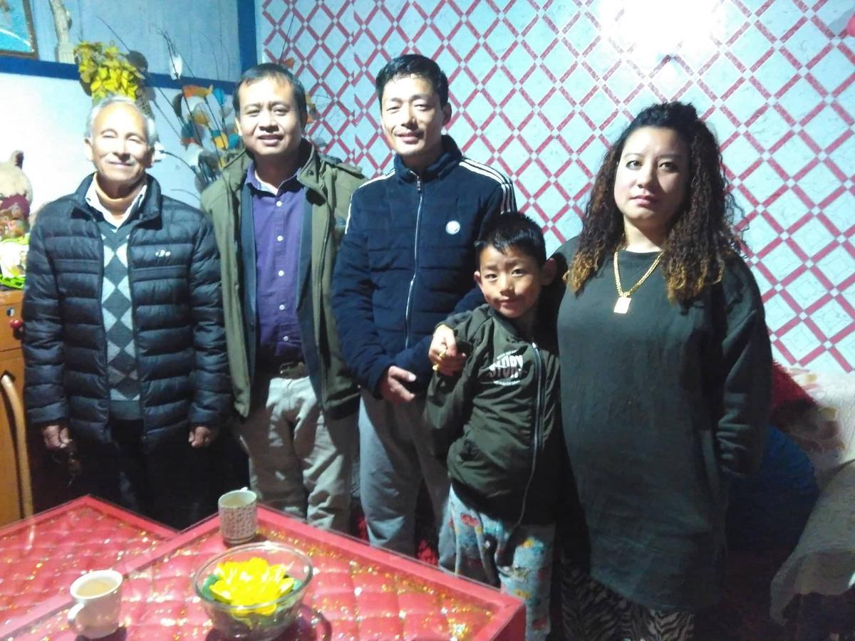 Thang Trip to Bombdilla and Tawang India