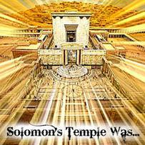 The Temple Was
