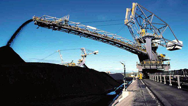 New record for Queensland coal exports: QRC