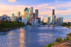 John McGrath suggests Brisbane offers better price growth prospects than even Sydney