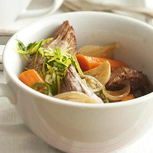 Cappuccino Pot Roast Recipe