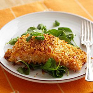 Crunchy Salmon Recipe