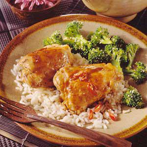 Filipino Chicken Meal