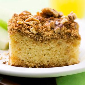 Overnight Coffee Cake Recipe
