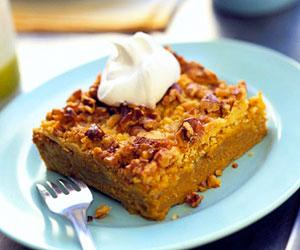 Pumpkin Pie Cake Recipe