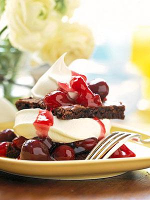Black Forest Shortcake Dessert