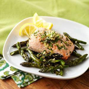 Sizzling Salmon Recipe