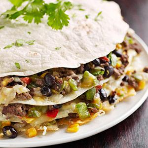 Tortilla Stack Recipe