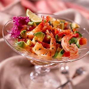 Fiesta Shrimp Cocktail Recipe