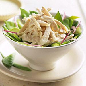 Ginger Lime Chicken Salad