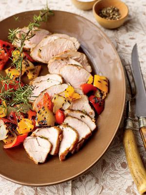 Grilled Pork Meal