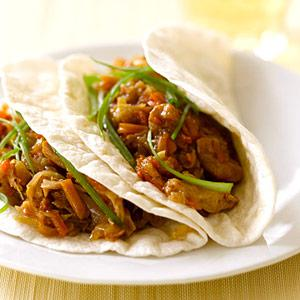 Moo Shu Pork Dinner