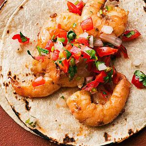 Chipotle Shrimp Meal