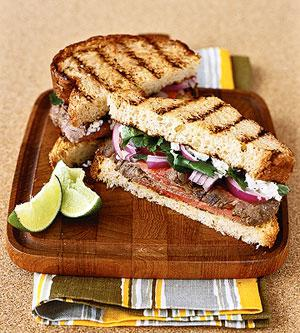 Jalapeno Steak Sandwich