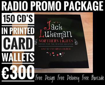 CD Duplication Radio Promo Offer