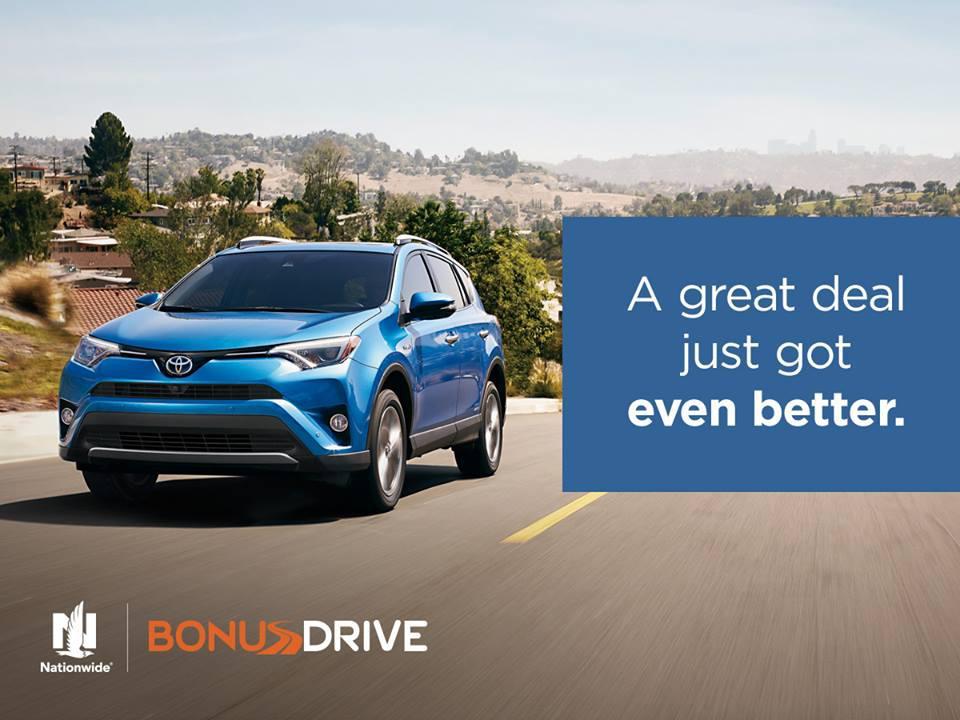 Nationwide Bonus Drive