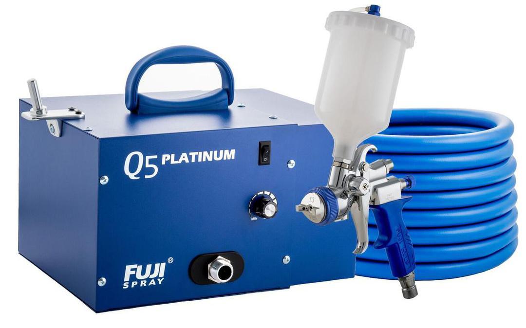 Fuji Q5 Platinum Quiet System