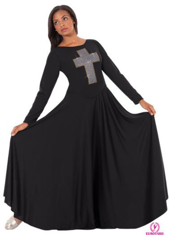 32a2fac1c Praisewear, Liturgical dance wear, worship dance attire, liturgical dresses,  christian dance wear in Atlanta, Ga - 11027 Jubilee Cross Dress