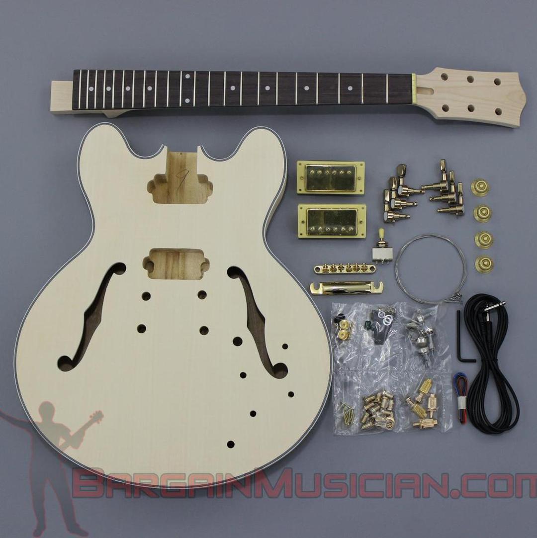 Gk 025 Diy Guitar Kit