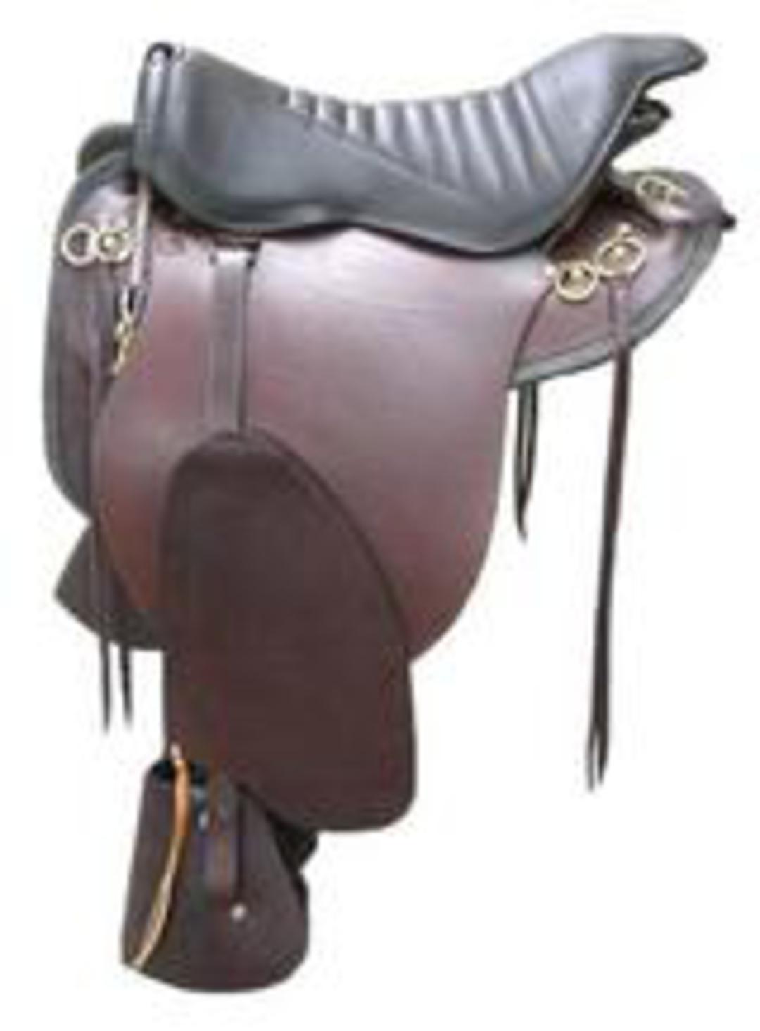 M & W Trooper Saddle (3060 or 3080)