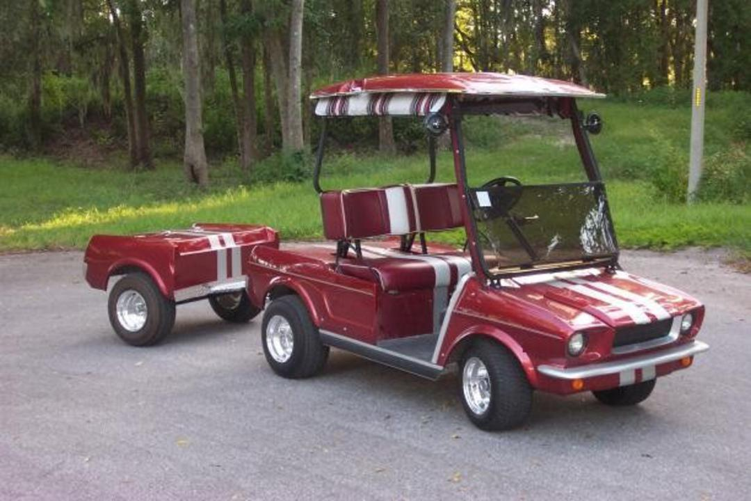 Club Car Precedent Body For Sale
