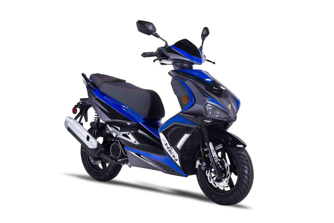 150cc Sunset Moped | Fully Assembeled Scooter for Sale FREE SHIPPING for  Sale ( SC 4014 )