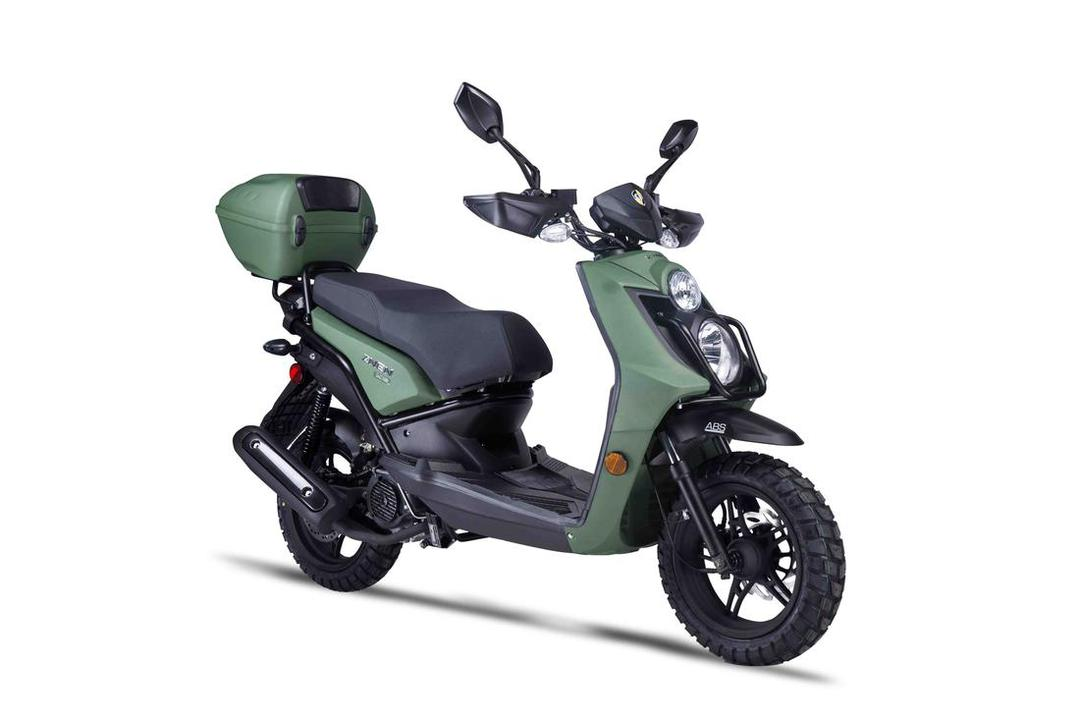 Countyimports Com Motorcycles Scooters Znen Fx 150cc Scooter