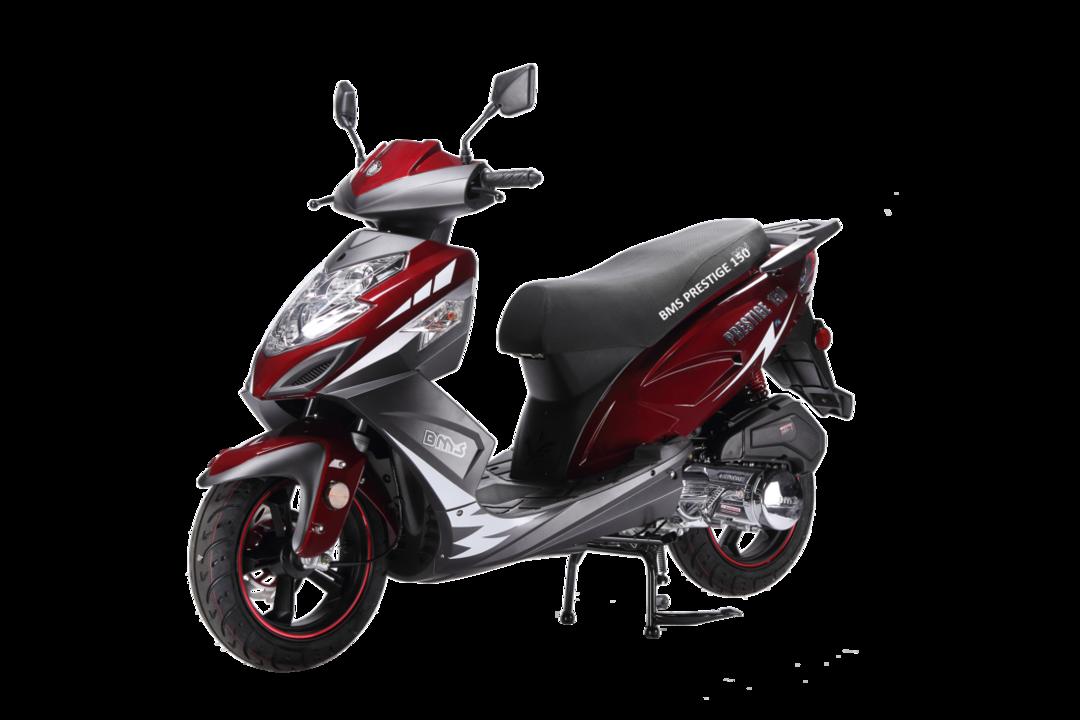 Bms Prestige 150cc Gas Scooter Sale