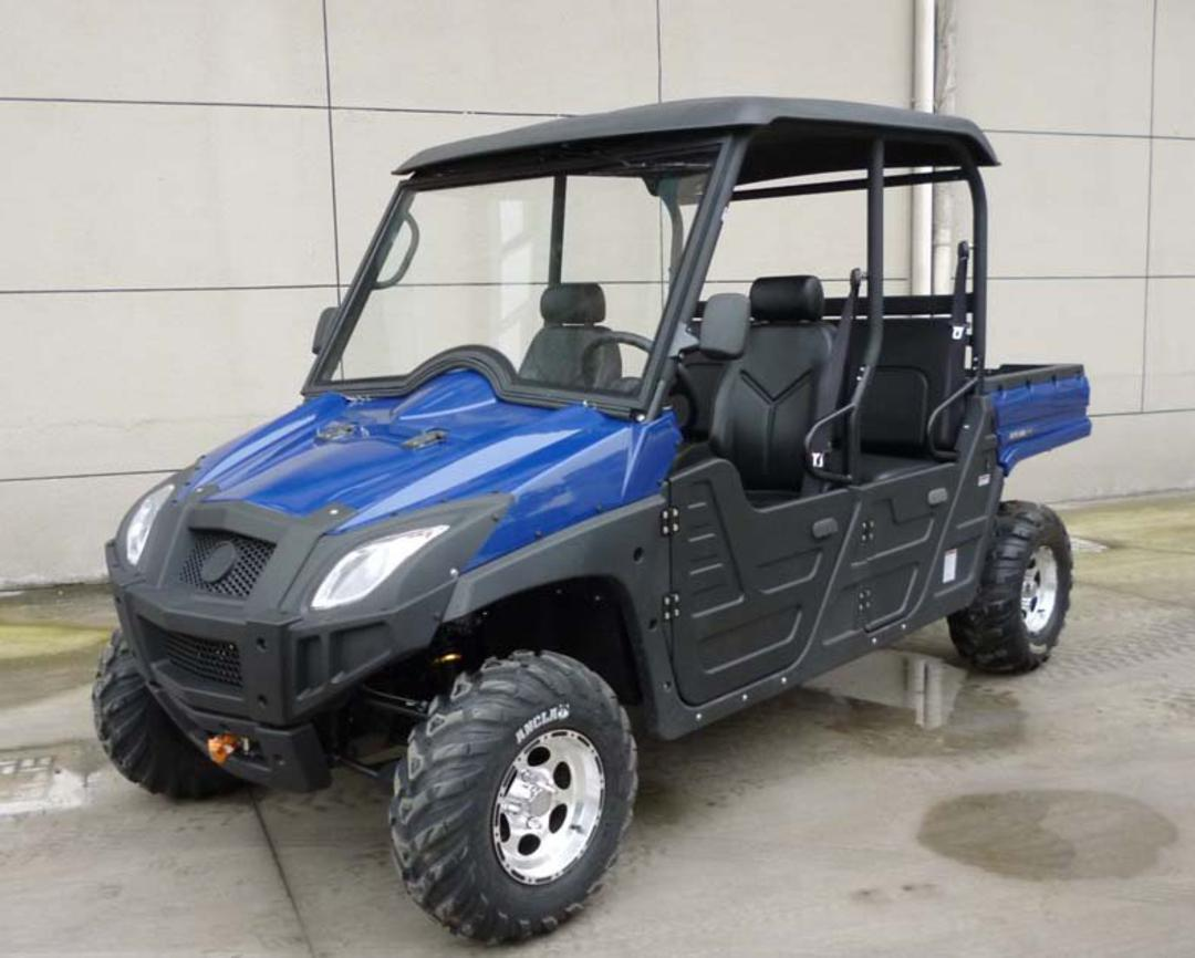 Side By Side For Sale >> 600cc Rocky Mountain Utv 5 Seater Gv 55571