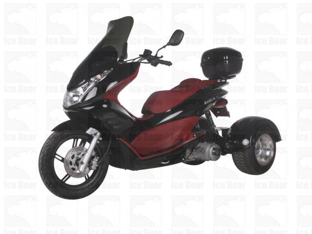 Ice Bear 150cc Q6 3 Wheel Trike - FREE SHIPPING for Sale ( MP 14018 Ice Bear Cc Scooter Wiring Diagram on