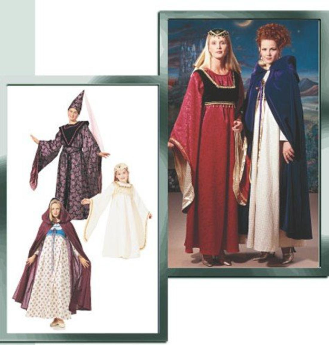 Medieval Costume Patterns Best Inspiration Design