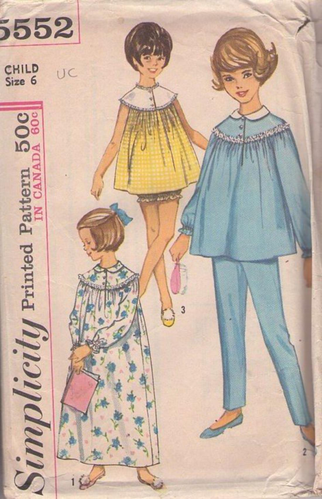 Nightgown Patterns Cool Design