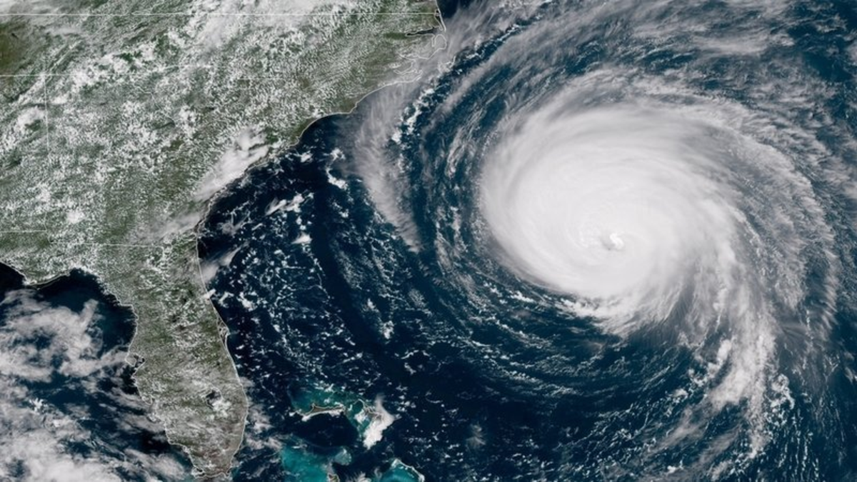 Hurrican Florence Approaches: How West Virginians Can Prepare