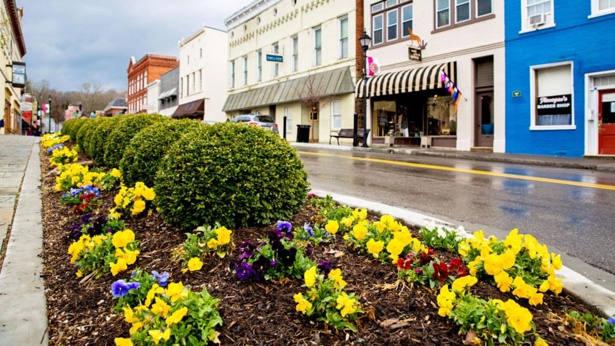 All about Lewisburg, West Virginia