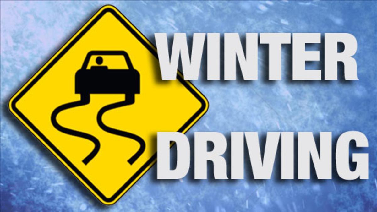 The Monthly Scoop - October 2015 Newsletter (Winter Driving)