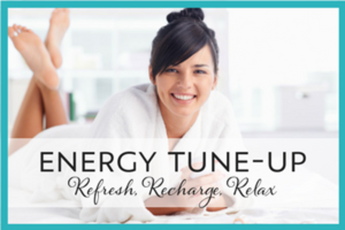 August Special: Energy Tune-Up