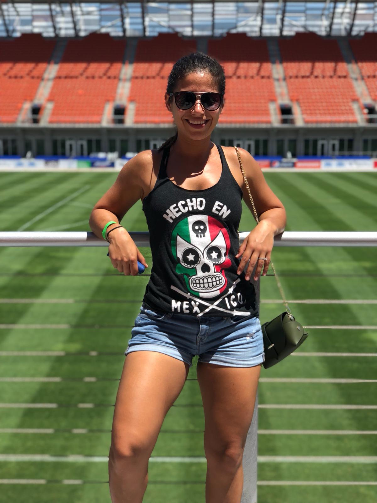 Day 10 Athletic Trainer Spotlight - Ivana Longoria-Saenz