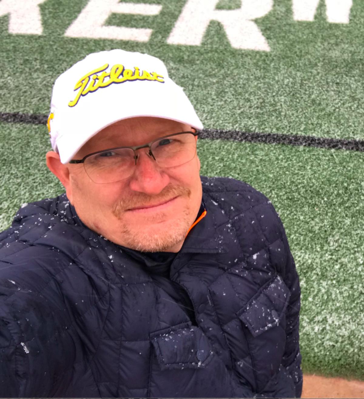 Day 7 Athletic Trainer Spotlight - Kurt Fluegel
