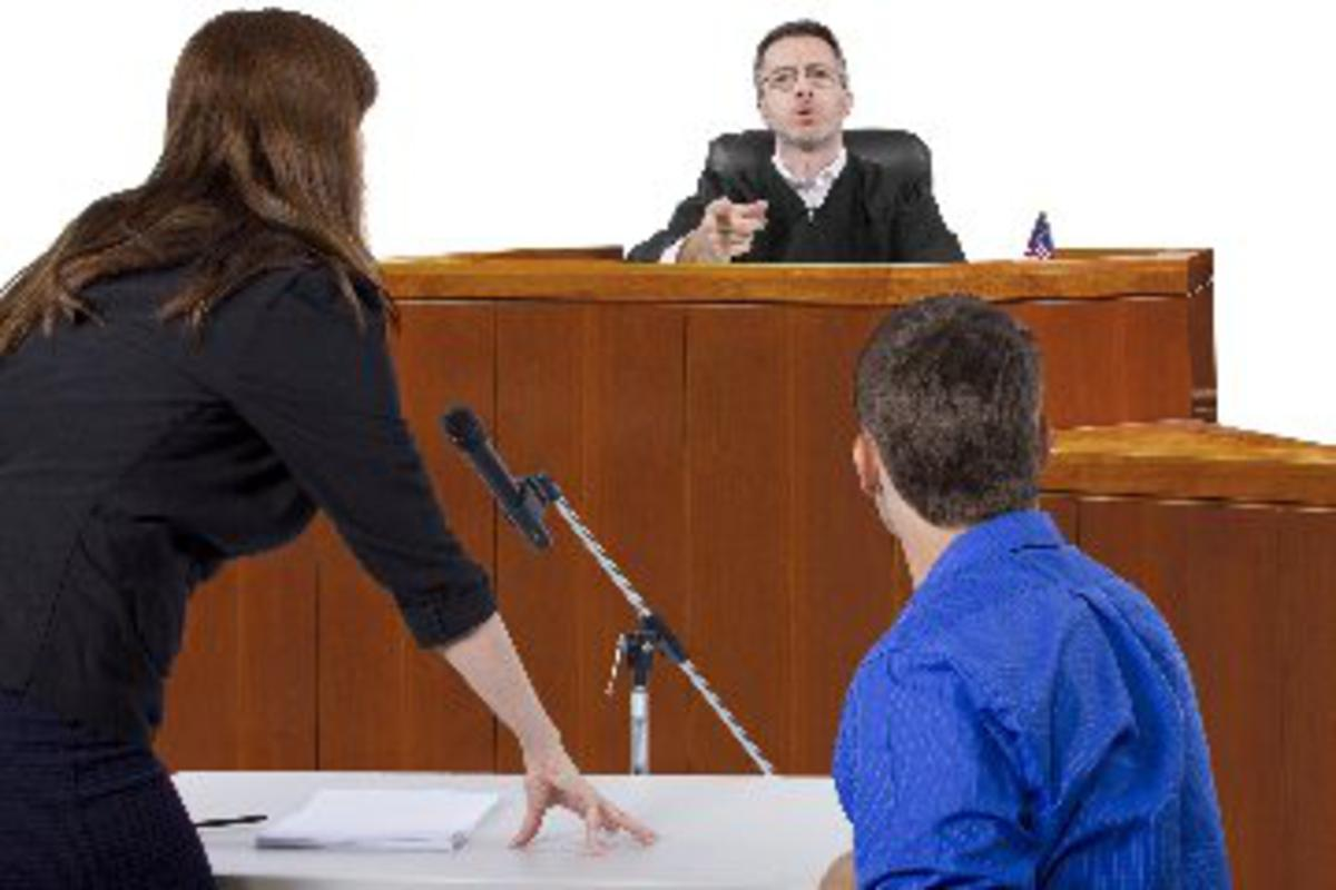 Selecting a Good Criminal Defense Attorney