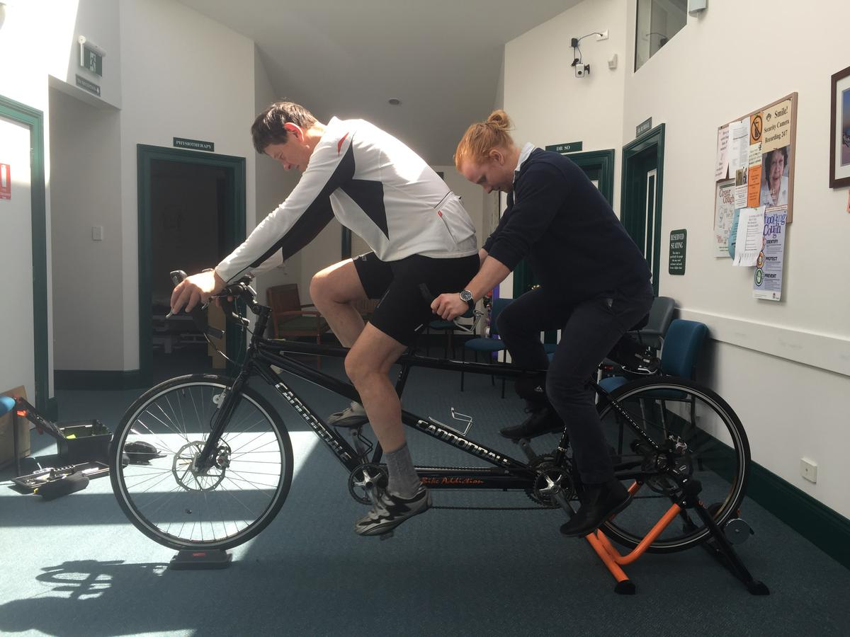 Snowy Mountains Bike Fit