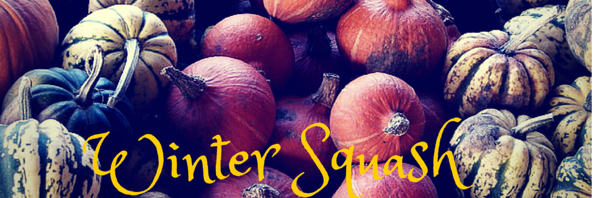 Celebrate Autumn with Winter Squash