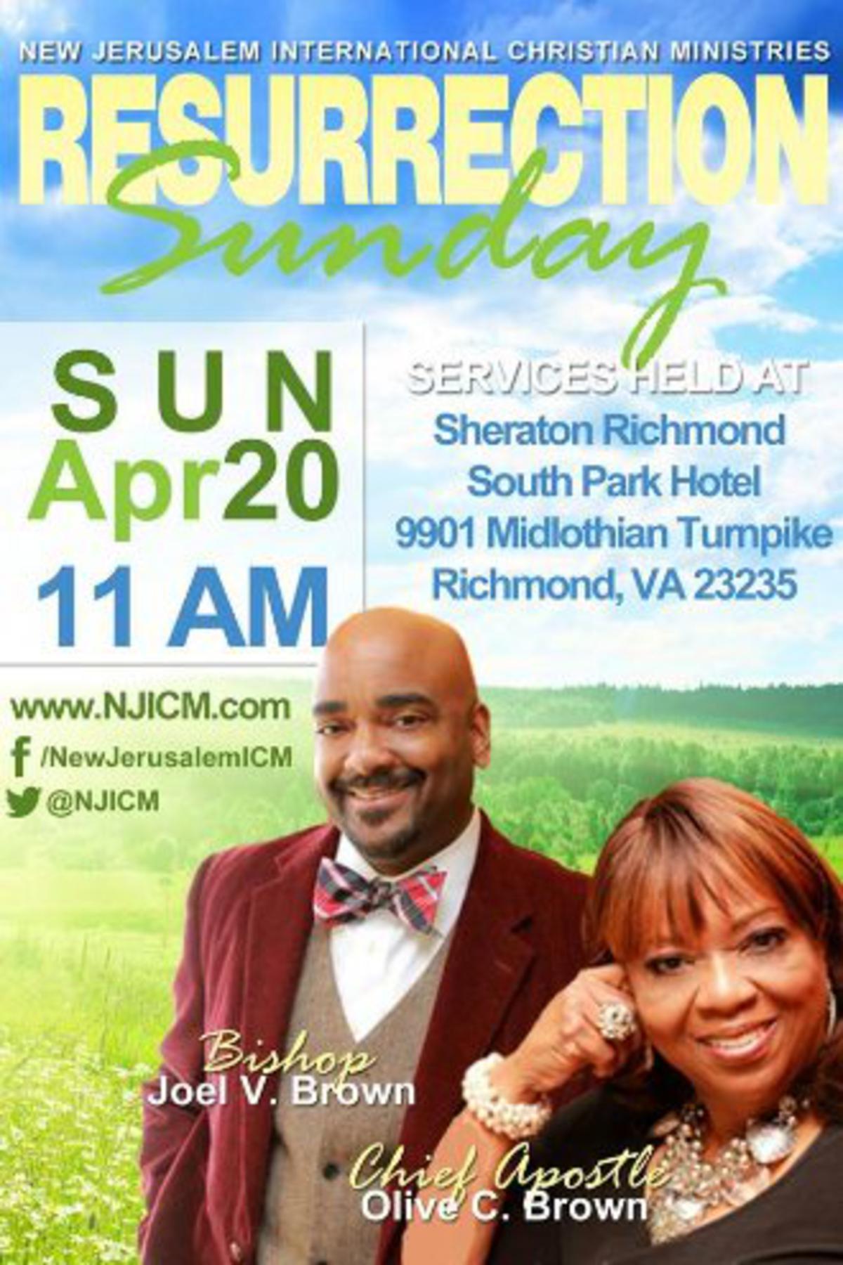 Resurrection Sunday 2014