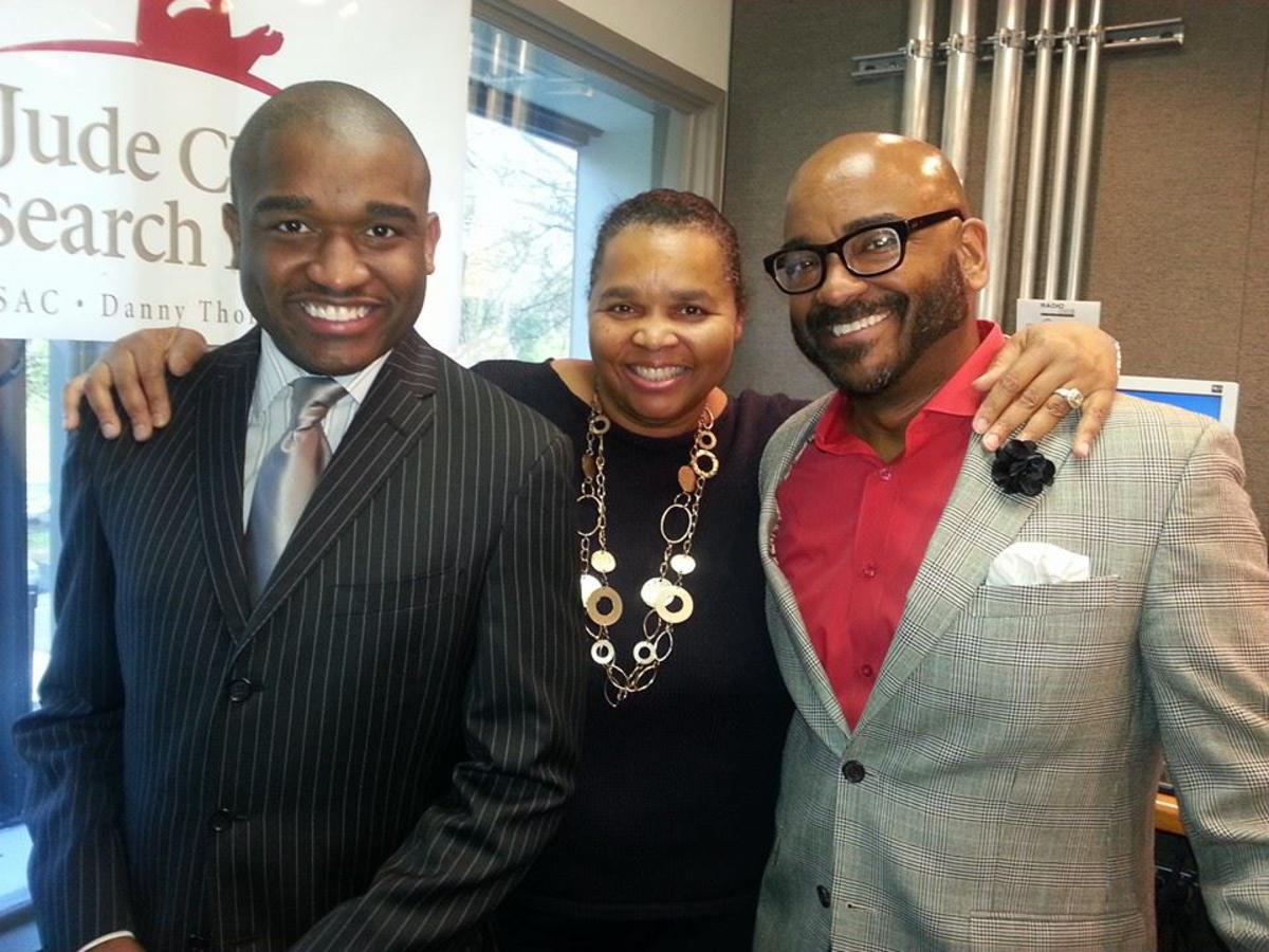Bishop Joel Brown on the CW Network this Friday!