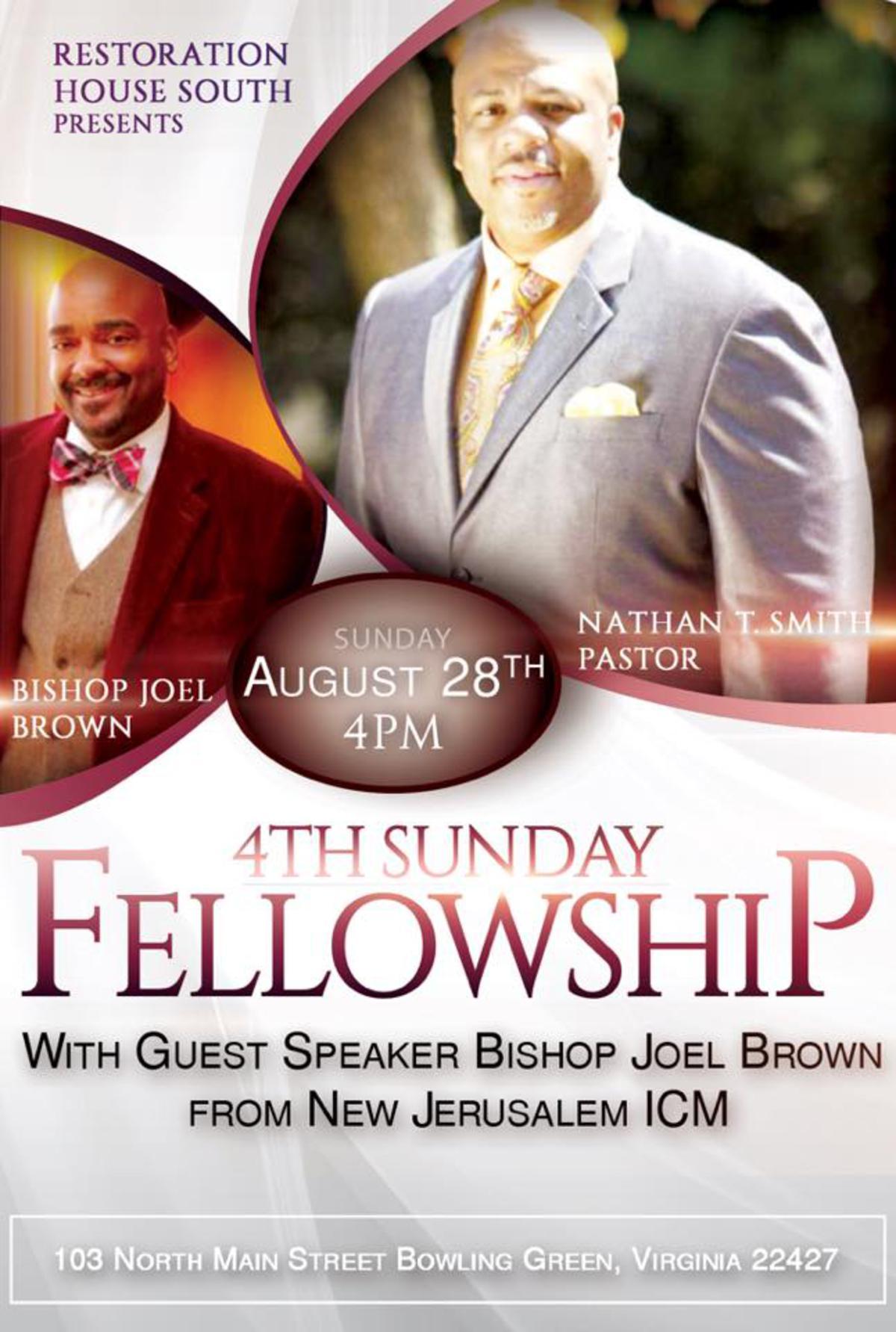 Fellowship Service