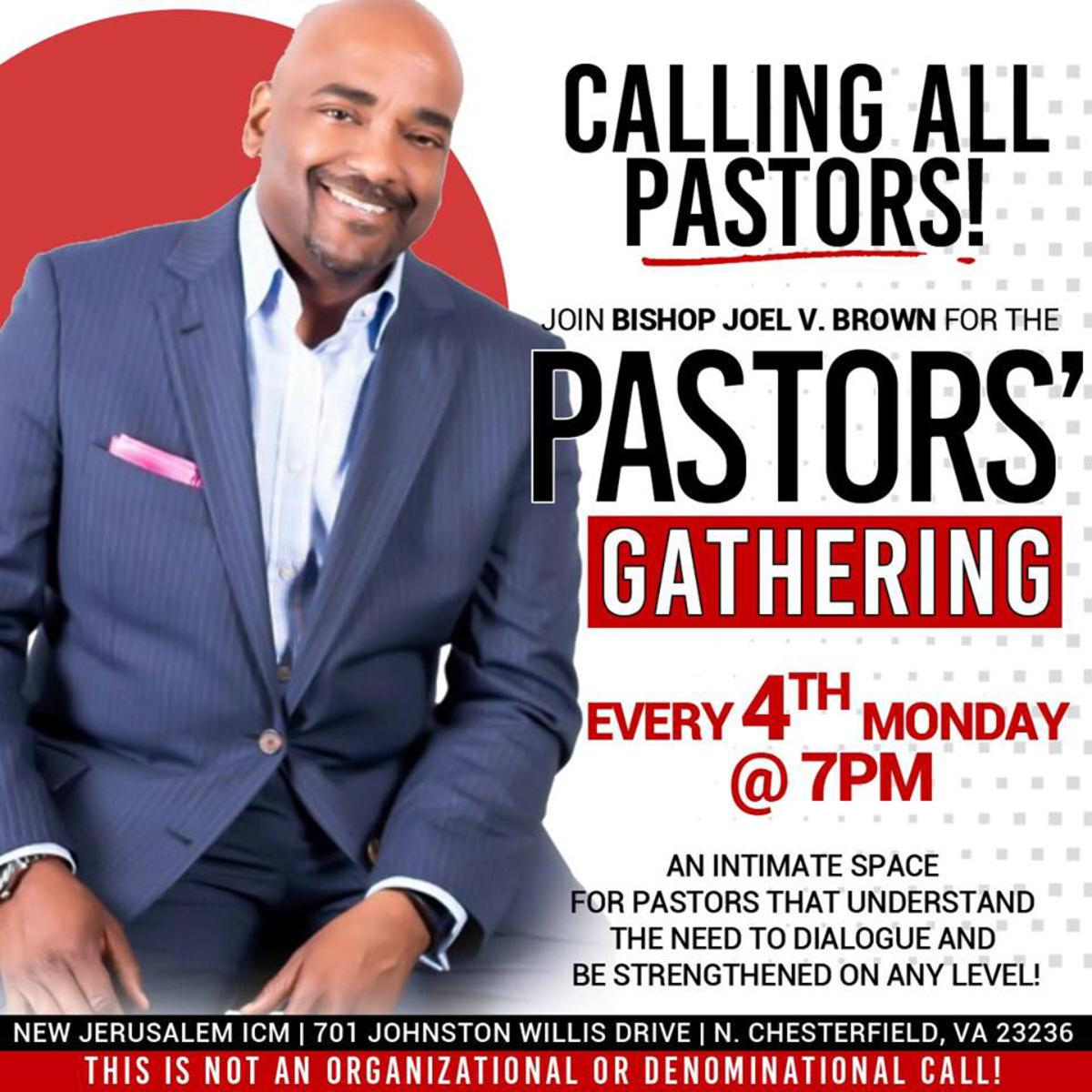 Pastors' Gathering