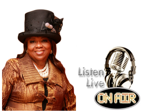 Chief Apostle hits the airwaves & has a new Facebook page!