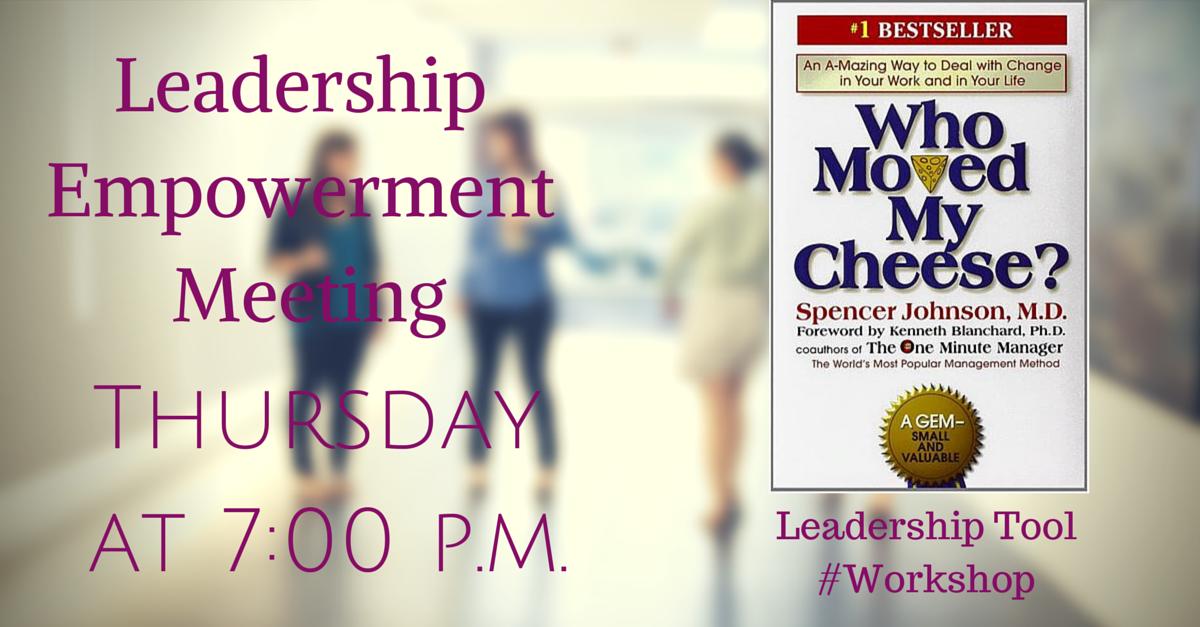 Leadership Empowerment Meeting
