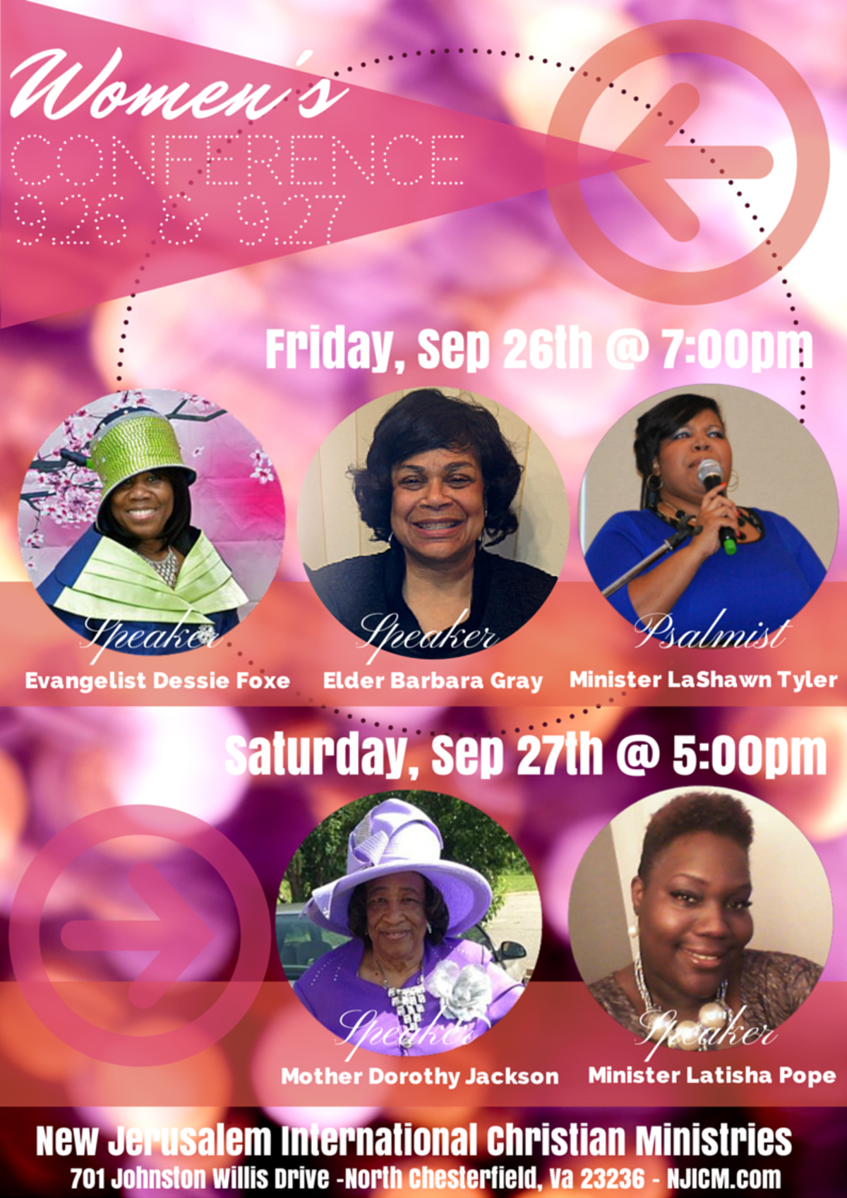 Women's Conference 2014