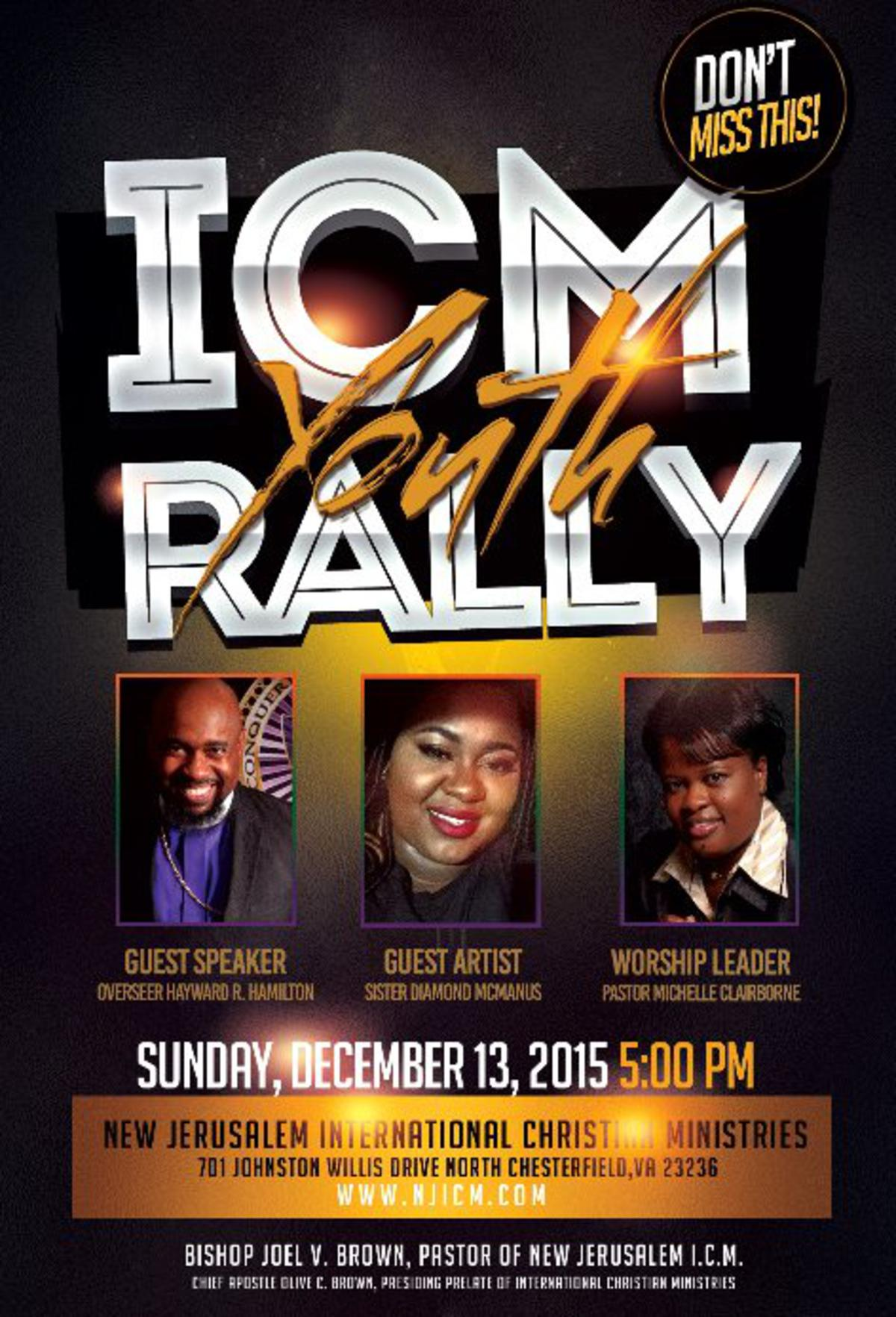ICM YOUTH RALLY